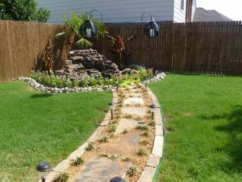 landscaping mckinney, tx