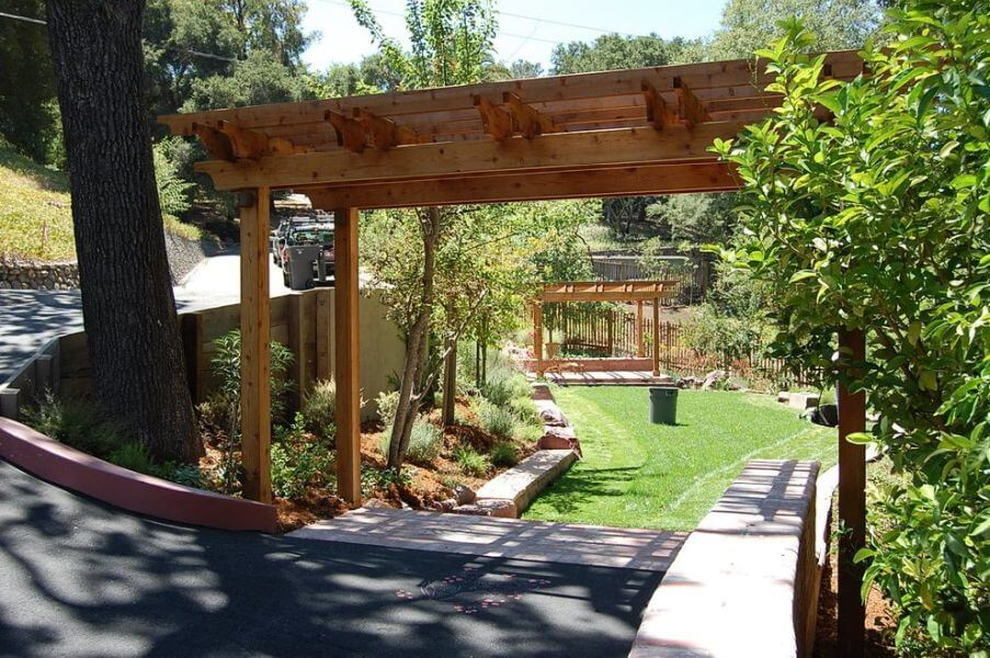 wood-landscaping