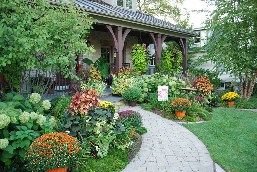 Fall Landscaping Ideas For Front Yards Jcs Landscaping Llc