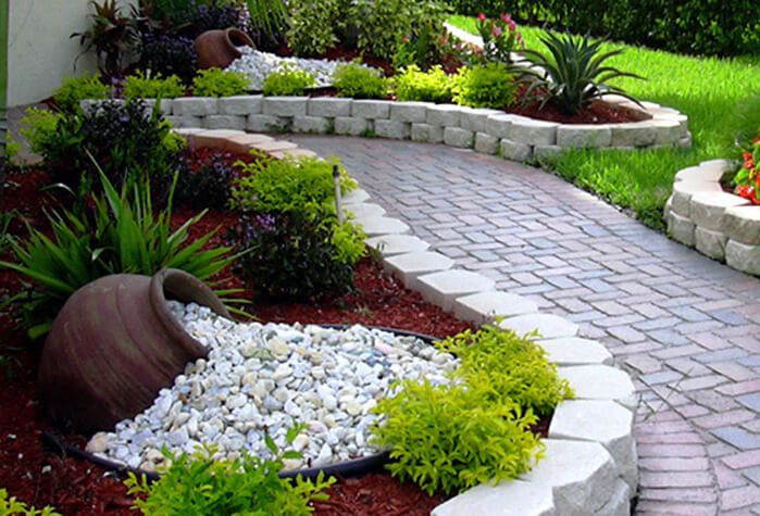 landscaping in little elm