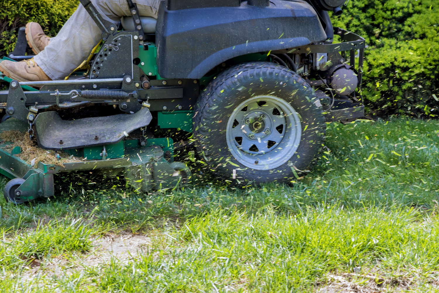 What Mower Should I Use for my Lawn?